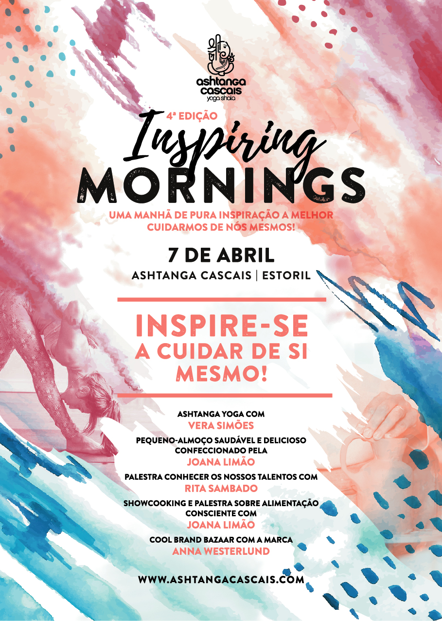 INSPIRING MORNINGS, 7 Abril