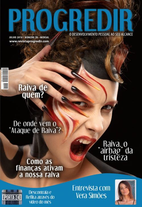 Entrevista para a Revista Progredir Julho 2018