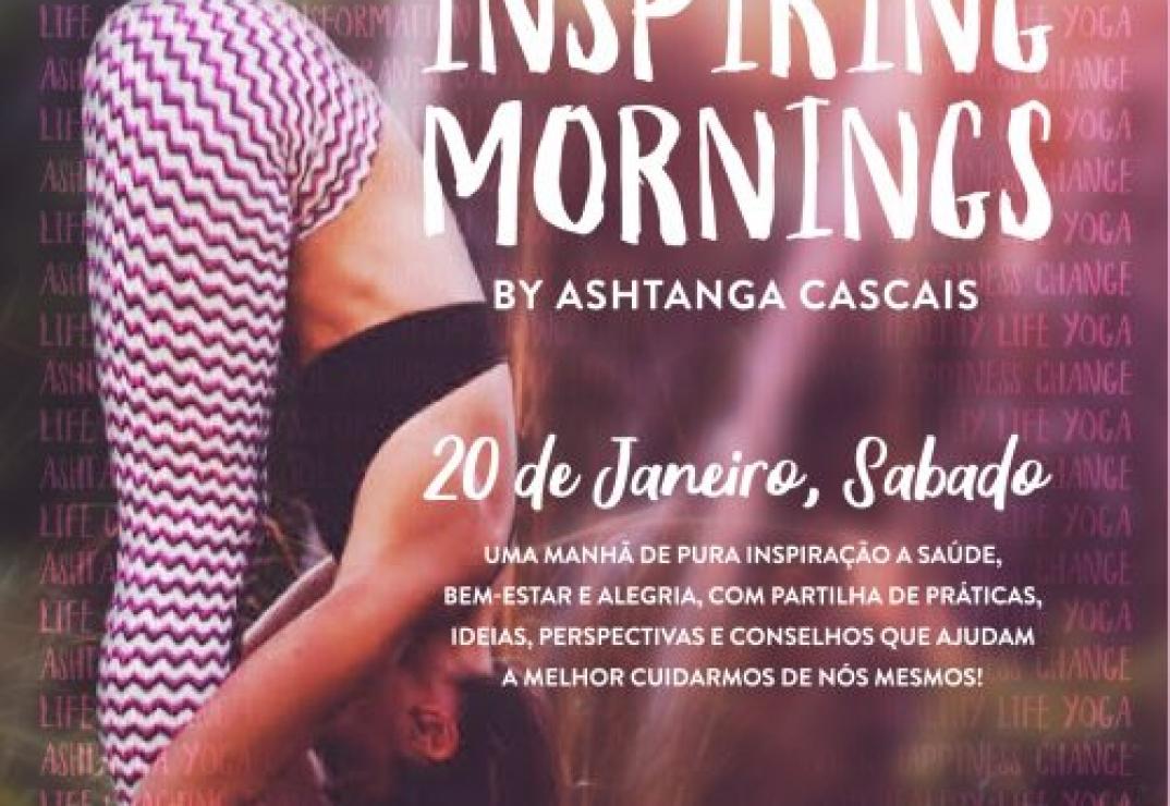 INSPIRING MORNINGS, JANUARY 20th, Estoril, Portugal