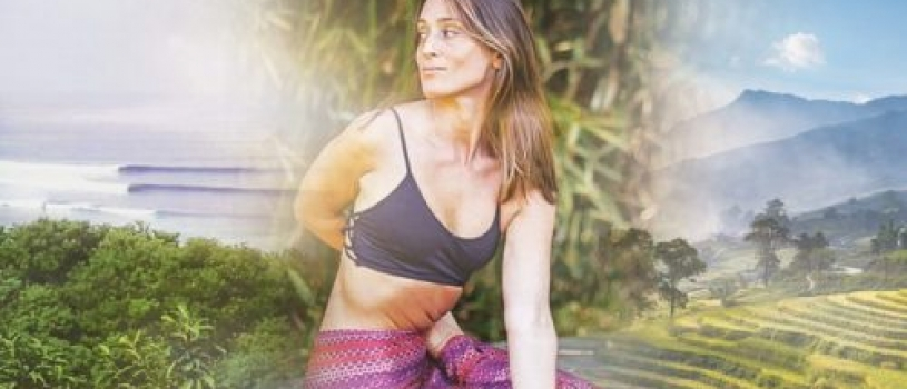 ASHTANGA YOGA RETREAT, WITH VERA SIMÕES, FROM APRIL 20th TO 27th, IN BALI