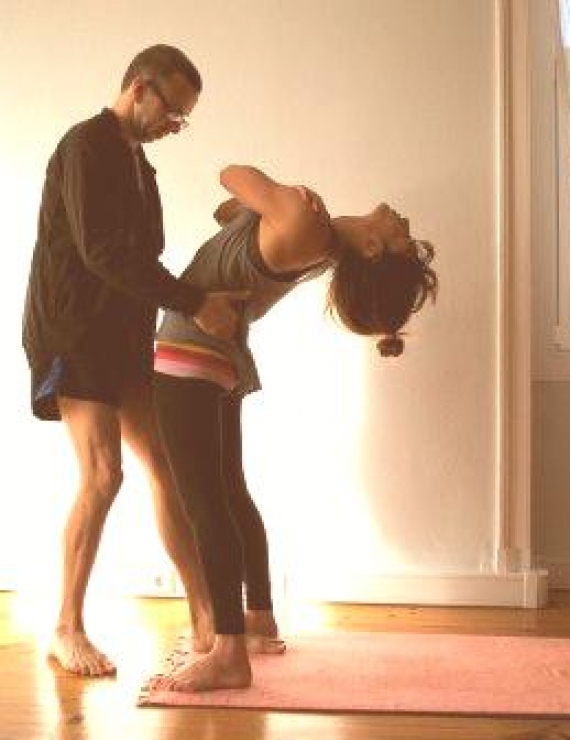 Hamish Hendry Workshop, February 2nd and 3rd, at Ashtanga Cascais, Portugal