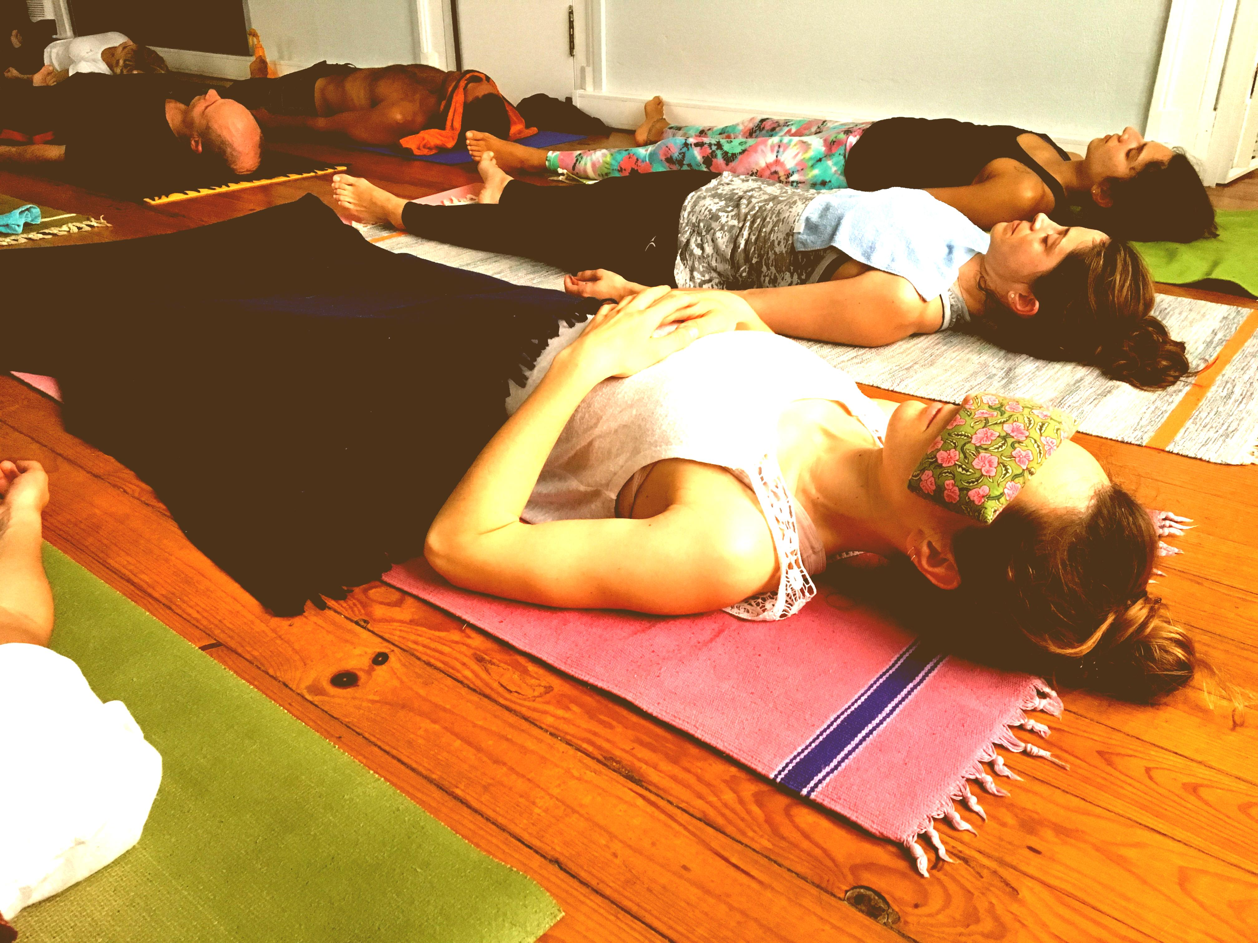 #THE IMPORTANT REST – IN YOGA & LIFE
