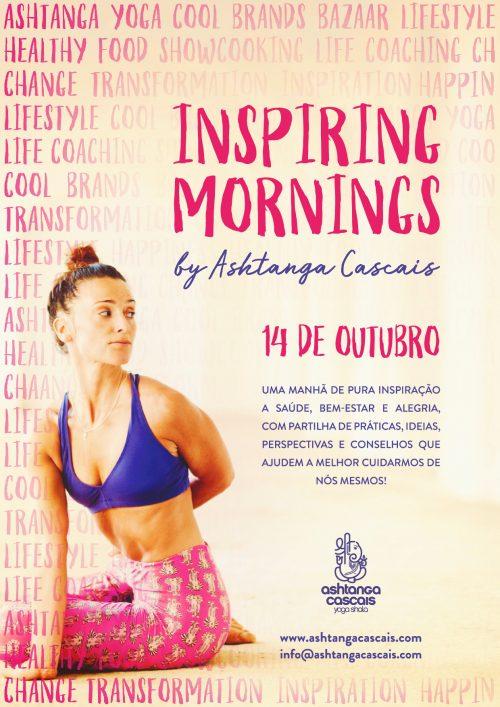 #INSPIRING MORNINGS, 14th OCTOBER