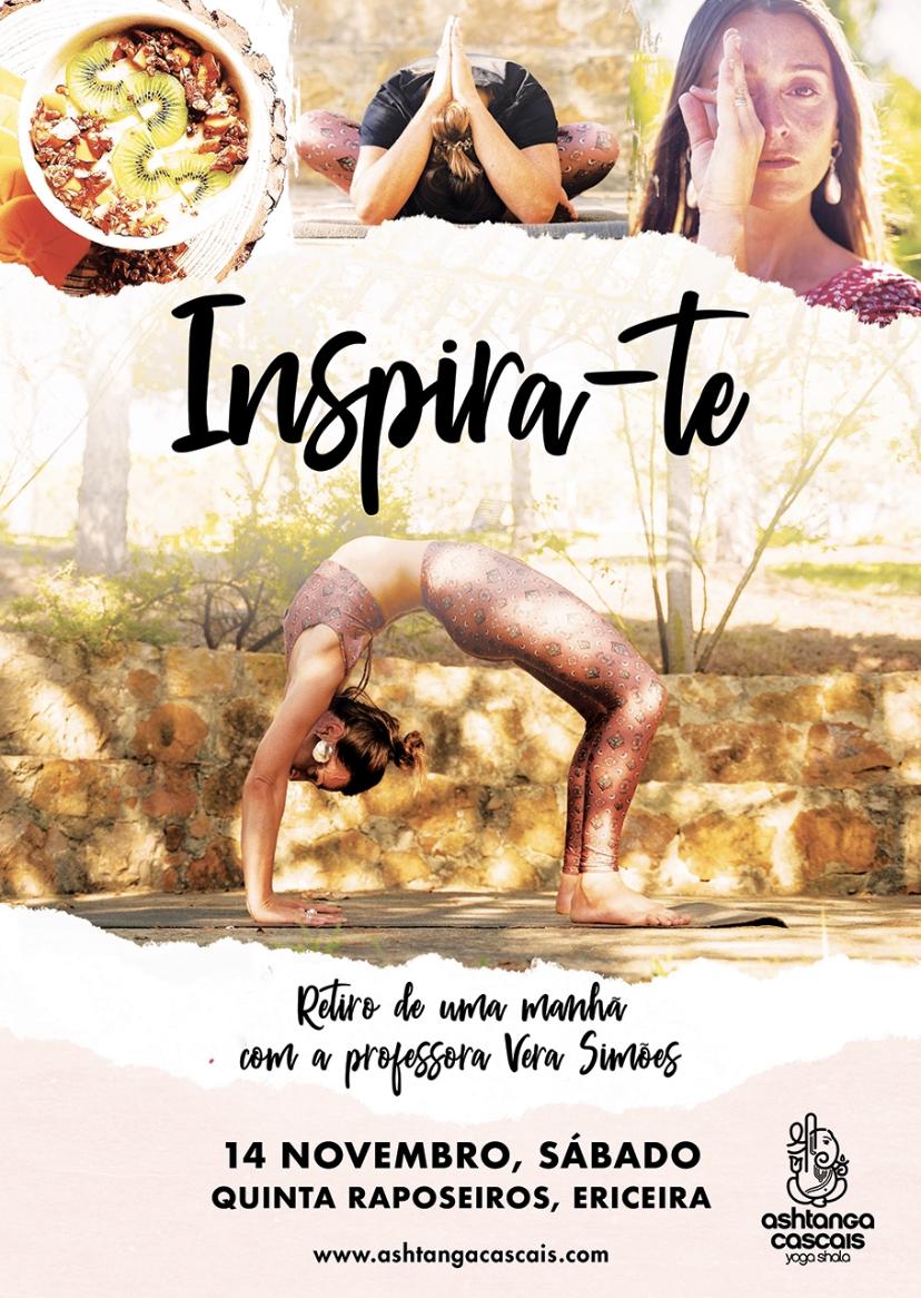 INSPIRA-TE, 14 NOV. NA QUINTA RAPOSEIROS, ERICEIRA
