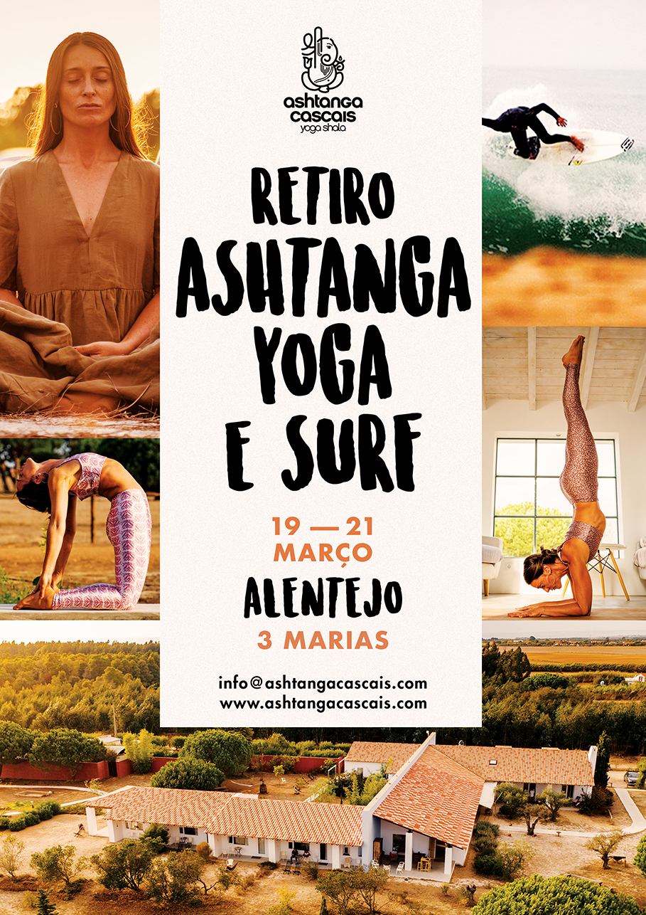 RETREAT, FROM MARCH 19th TO 21st, AT ALENTEJO