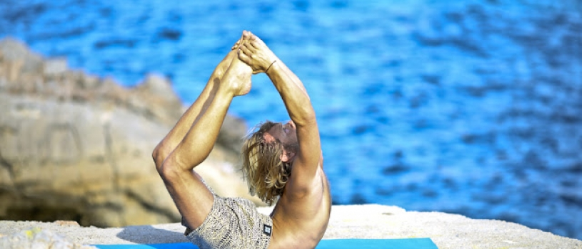 ASHTANGA YOGA WORKSHOP WITH MARK ROBBERDS, FROM 5 to 9th OCTOBER, ASHTANGA CASCAIS, ESTORIL, PORTUGAL