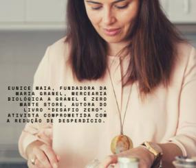 INSPIRING MORNINGS – Eunice Maia