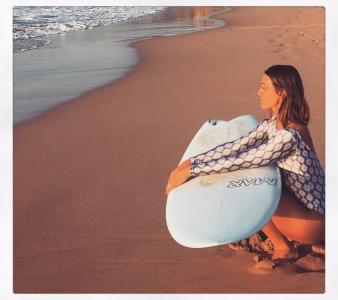 ASHTANGA YOGA & SURF RETREAT, FROM FEBRUARY  7th TO 9th, AT NOAH SURF HOUSE, Santa Cruz