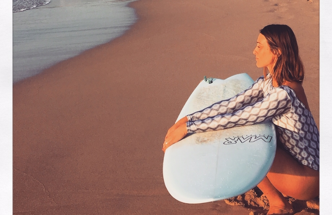 ASHTANGA YOGA & SURF, FROM FEBRUARY 7th TO 9TH, AT NOAH SURF HOUSE, SANTA CRUZ, PORTUGAL