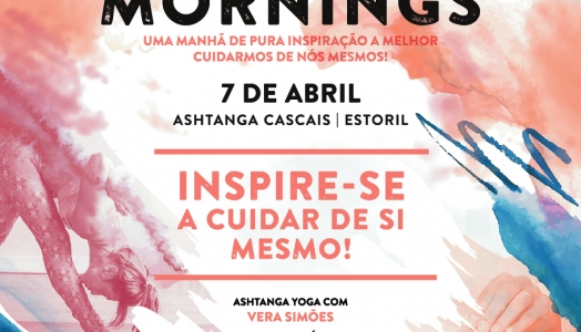 INSPIRING MORNINGS, April 7th