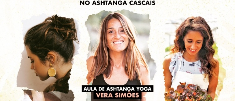 INSPIRING MORNINGS, 18 DE MAIO, NO ASHTANGA CASCAIS