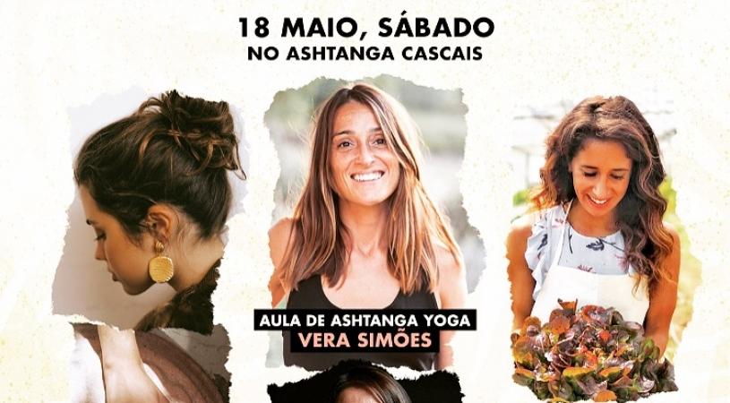 INSPIRING MORNINGS, MAY 18th, AT ASHTANGA CASCAIS