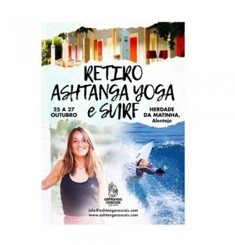 ASHTANGA YOGA & SURF RETREAT AT HERDADE DA MATINHA