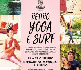 RETIRO, 8 A 10 DE OUTUBRO, HERDADE DA MATINHA