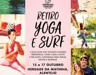 RETREAT, 8th TO 10th OCTOBER, HERDADE DA MATINHA
