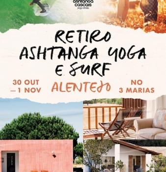 Retreat, 30 Oct. to 1 Nov., at Três Marias, Alentejo