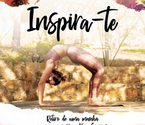 INSPIRE YOURSELF, 14th NOV., AT QUINTA RAPOSEIROS, ERICEIRA