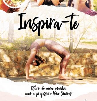 INSPIRE YOURSELF, 14th NOV., AT QUINTA RAPOSEIROS, IN ERICEIRA