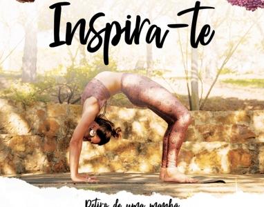 INSPIRE YOURSELF, 14th NOV., AT QUINTA RAPOSEIROS, ERICEIRA