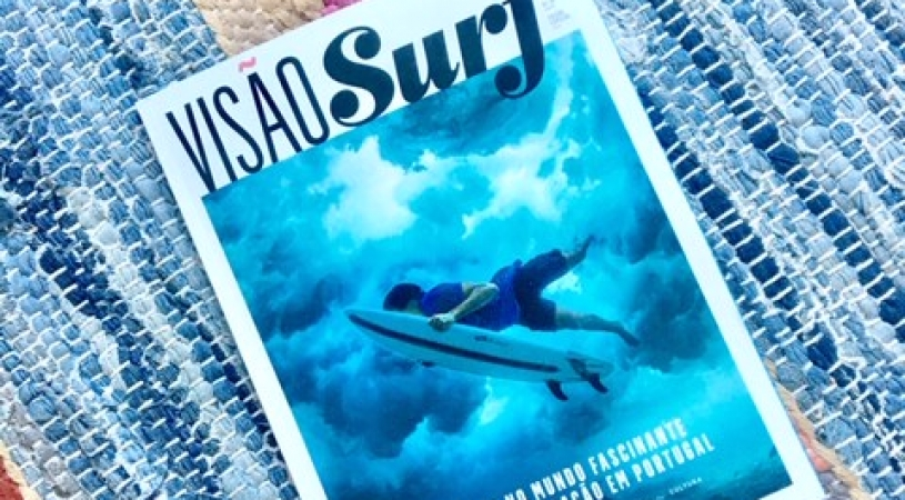 Interview – special issue of VISÃO SURF