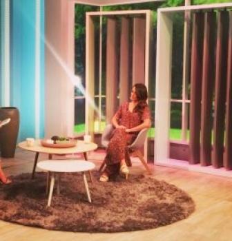 INTERVIEW FOR THE TV SHOW FAZ SENTIDO, SIC MULHER